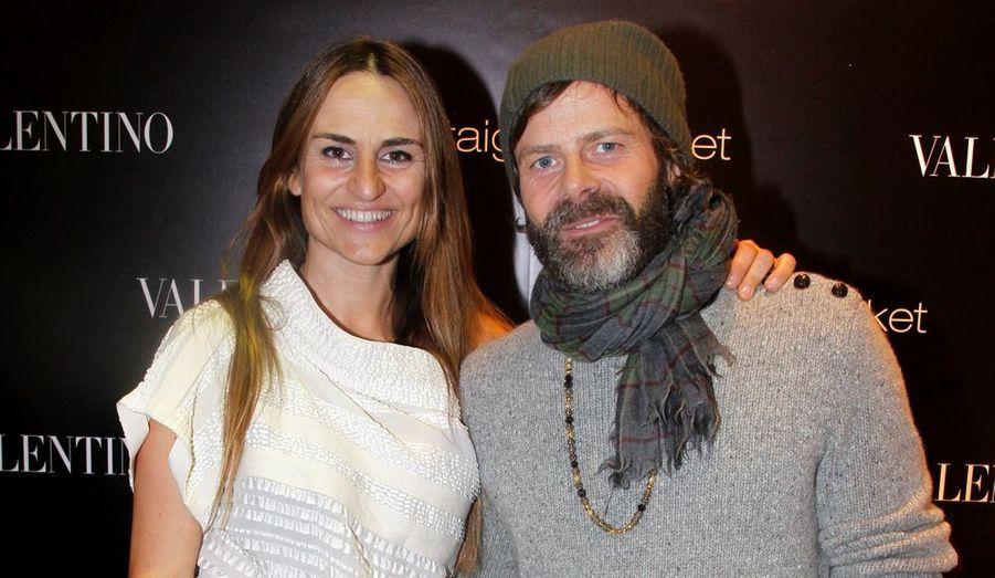 Andrea et Mads Kornerup : Johnny est fan de ses bijoux.