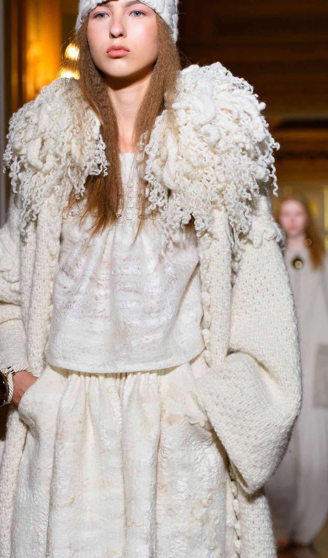 Christophe Josse, Haute Couture automne-hiver 2018-2019, 1er juillet 2018, Paris