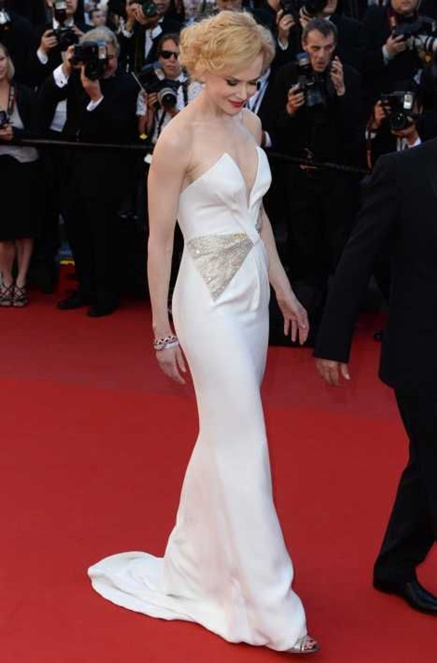 Nicole Kidman en Armani