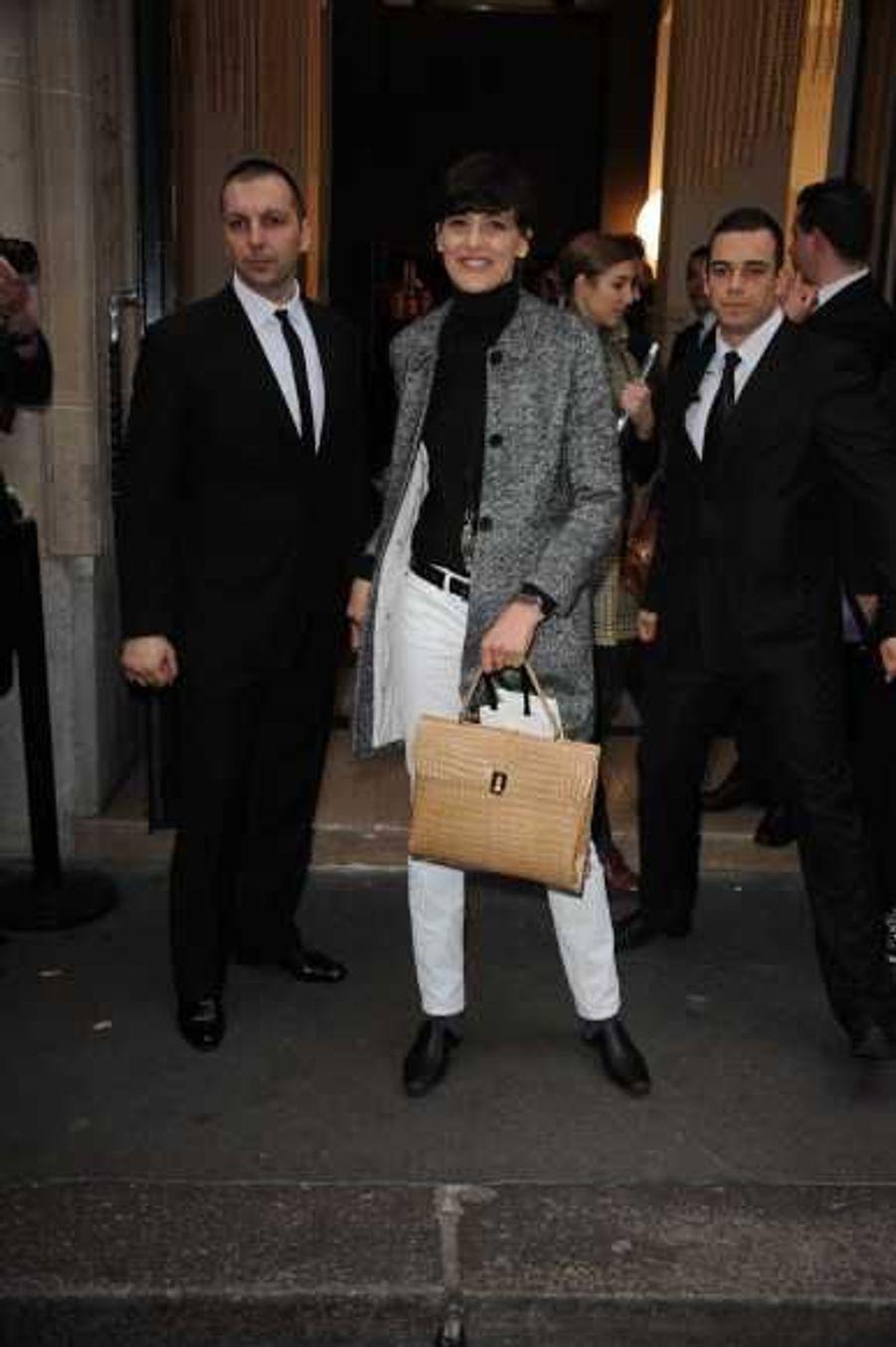 Ines de la Fressange, une des grandes égéries de Chanel