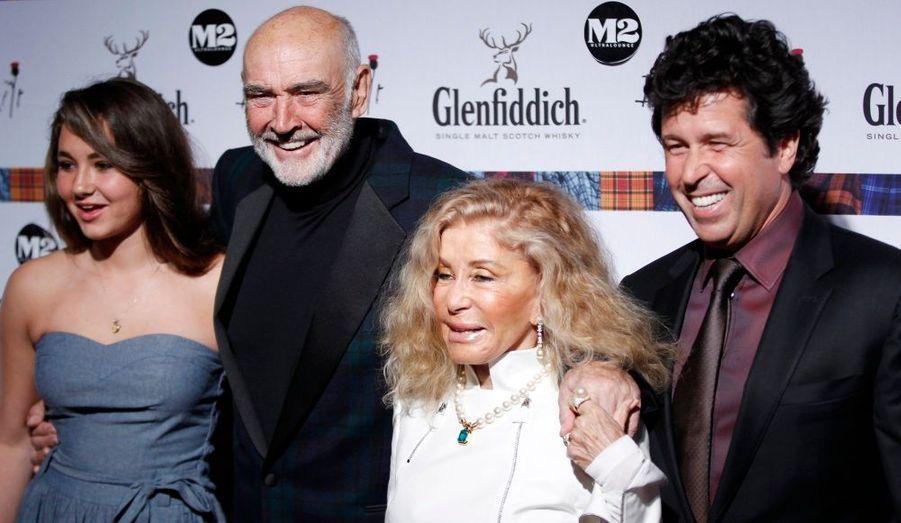 Sean Connery et ses amis