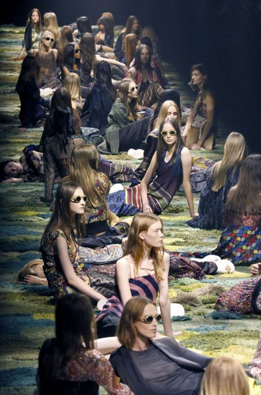 Dries Van Noten. L'appel de la nature