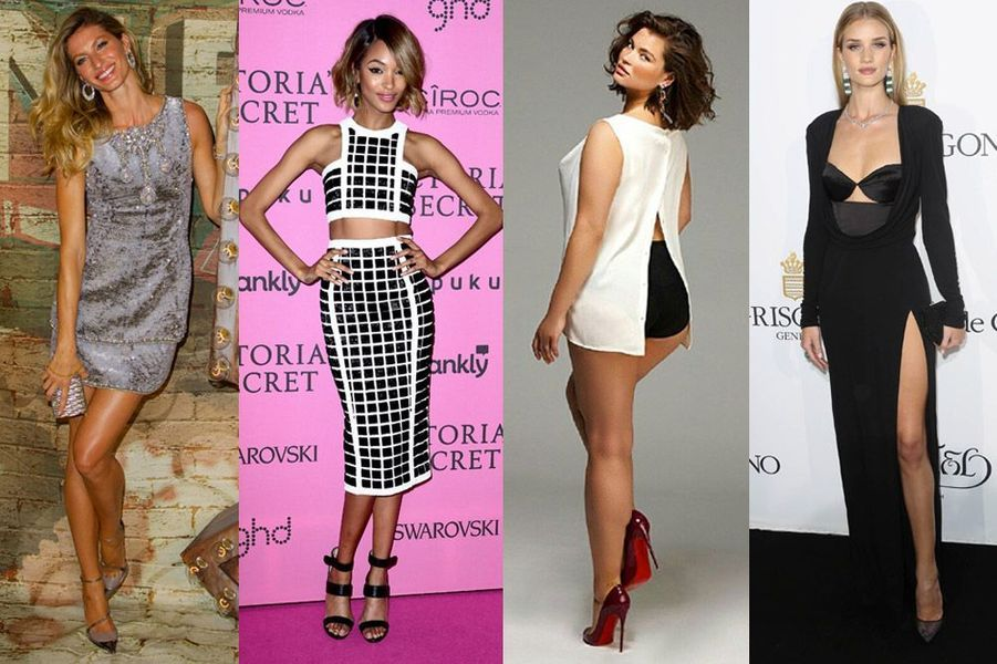 Gisele Bündchen, Jourdan Dunn, Tara Lynn, Rosie Huntington-Whiteley : les plus beaux mannequins 2014