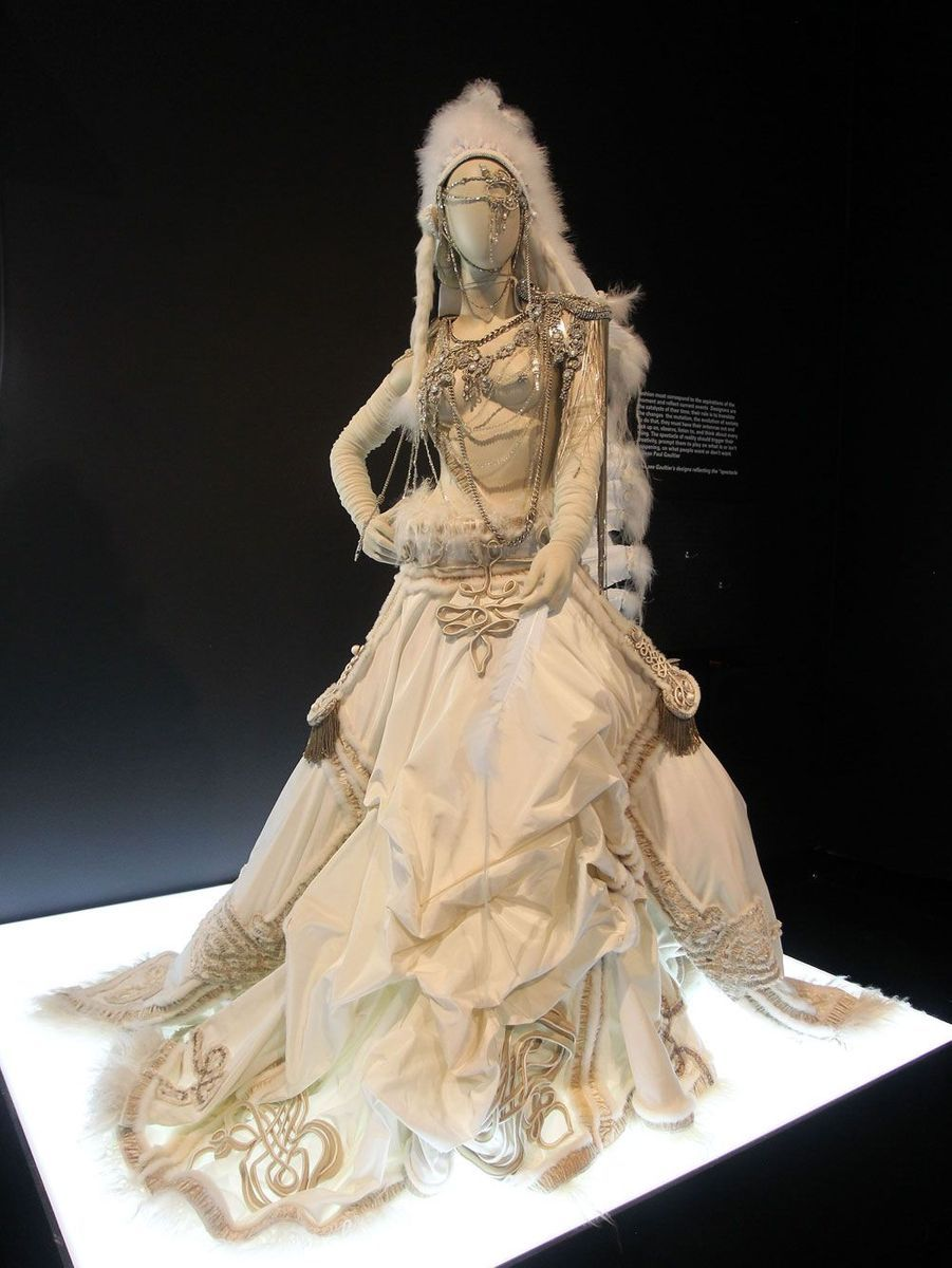 Jean-Paul Gaultier à la mode new-yorkaise