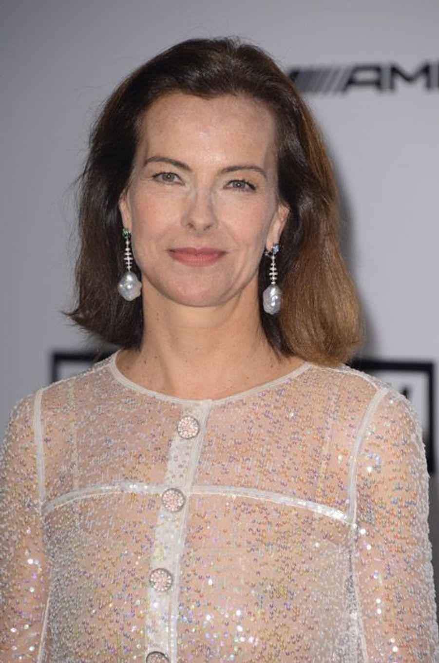 Carole Bouquet lors du Fastival de Cannes, le 22 mai 2014