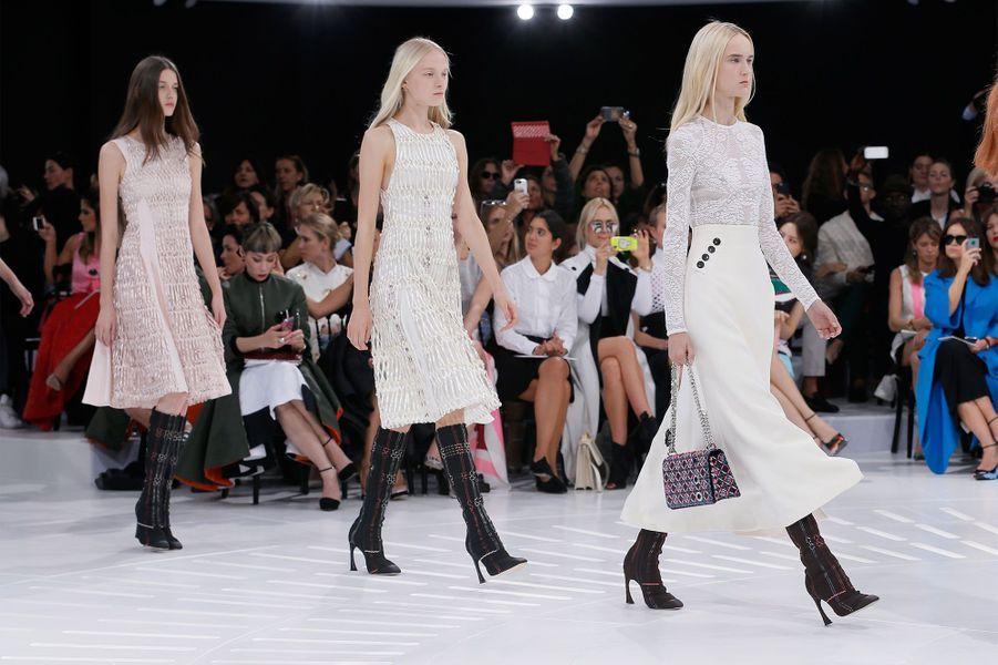 Quand Dior refait l'Histoire