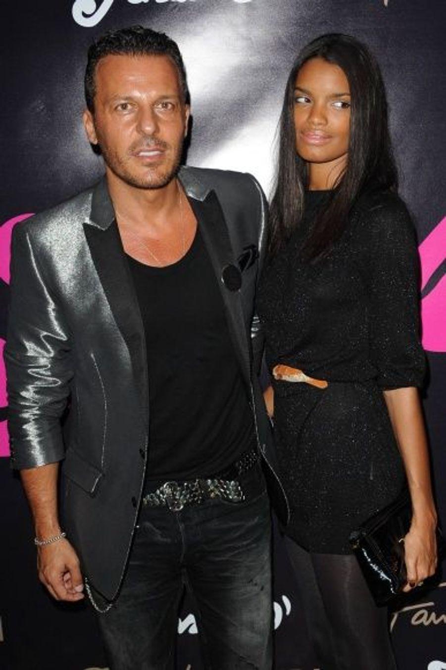Jean Roch et madame