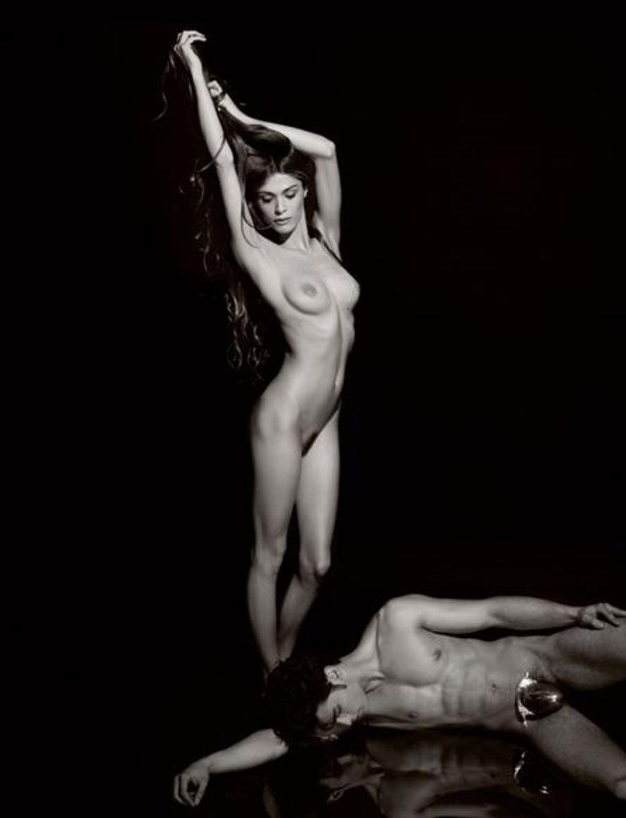 Elisa Sednaoui et Baptiste-Narcisse