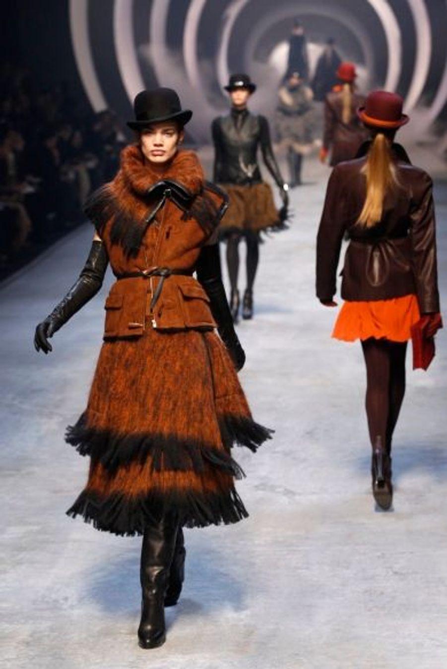 Le défilé Hermès en images
