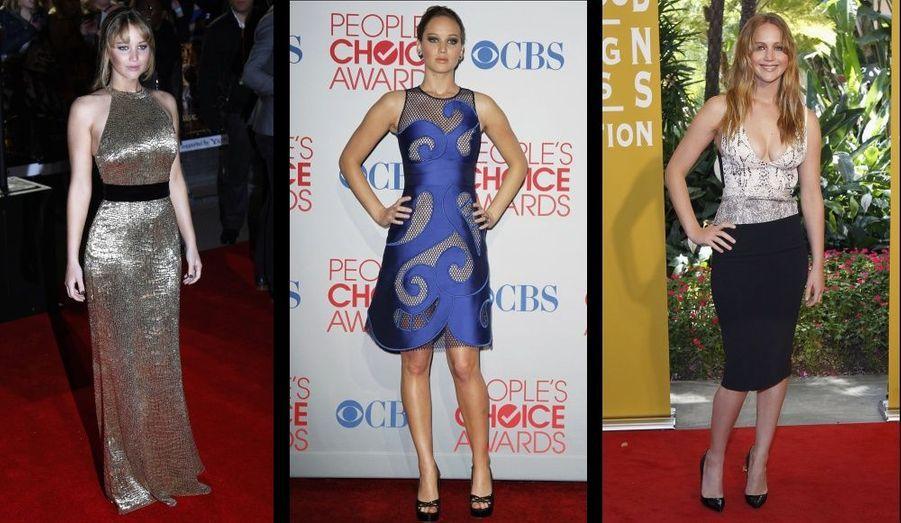 N°10: Jennifer Lawrence