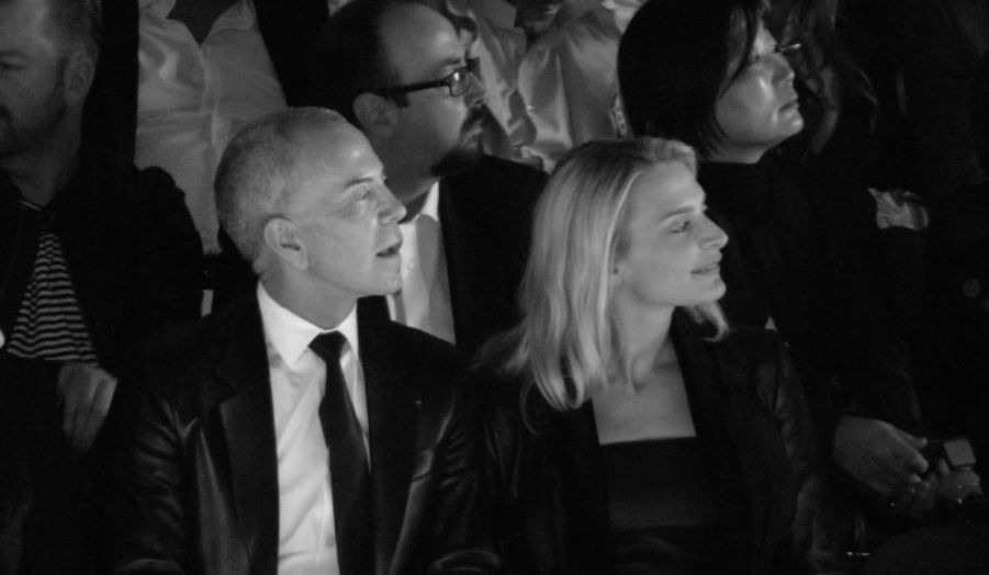 Jean-Claude Jitrois et Sarah Marshall.