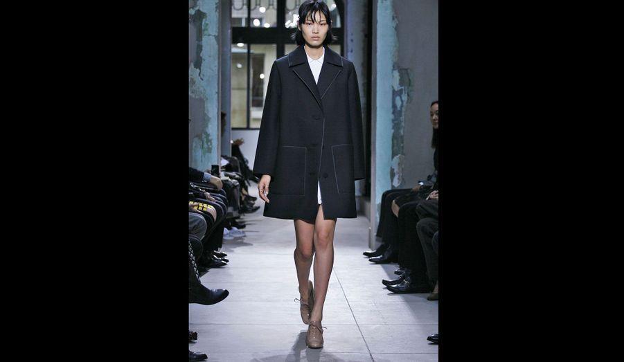 Manteau ample