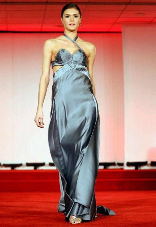 La robe de la créatrice Kelsy Zimba