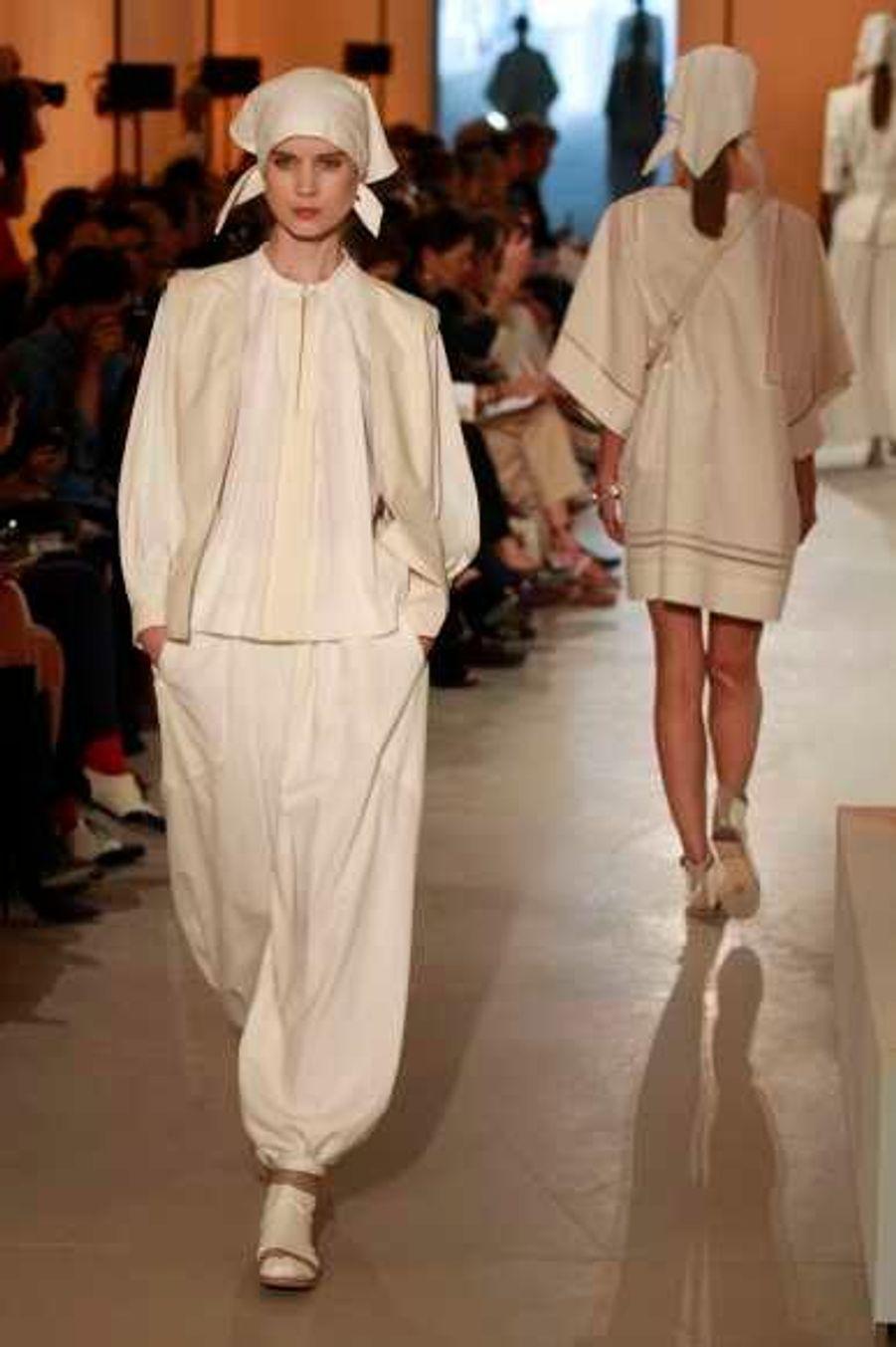 Christophe Lemaire pour Hermès