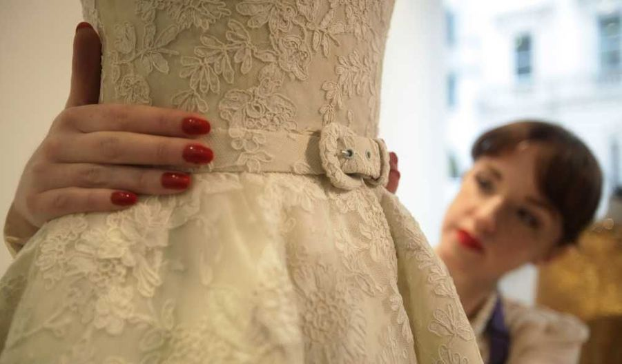 La robe d'Audrey Hepburn