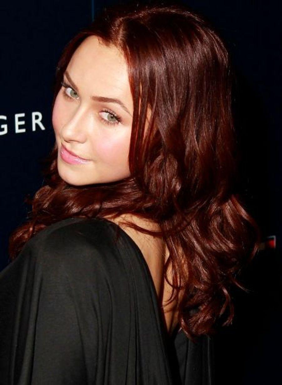 La belle Hayden Panettiere, sans Ed Westwick cette fois.