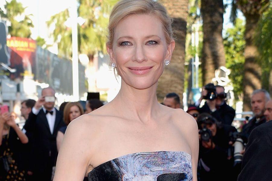 Cate Blanchett met à l'honneur Van Cleef & Arpels