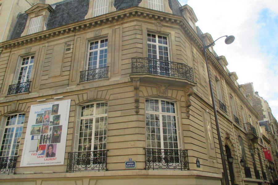 La fondationPierre Bergé - Yves Saint Laurent