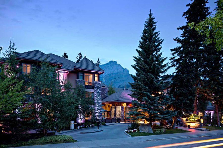 Delta Banff Royal Canadian Lodge, Banff, Canada (parc national de Banff)