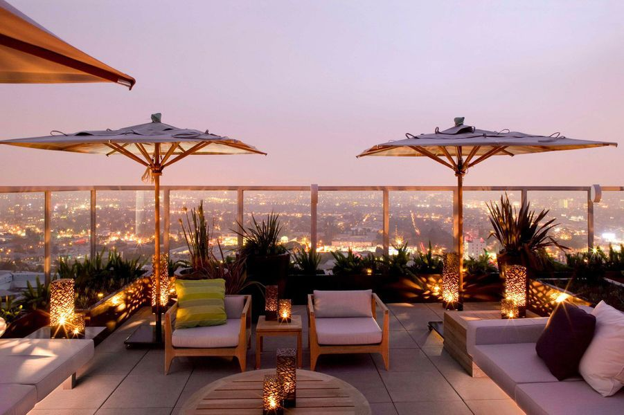 Andaz West Hollywood - a Concept by Hyatt, Los Angeles, États-Unis.