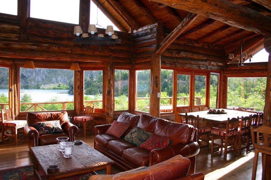 Où dormir :Laguna Larga Lodge, Lac Futalaufquen.