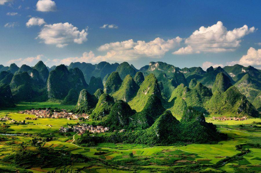 La beauté éternelle de la Chine