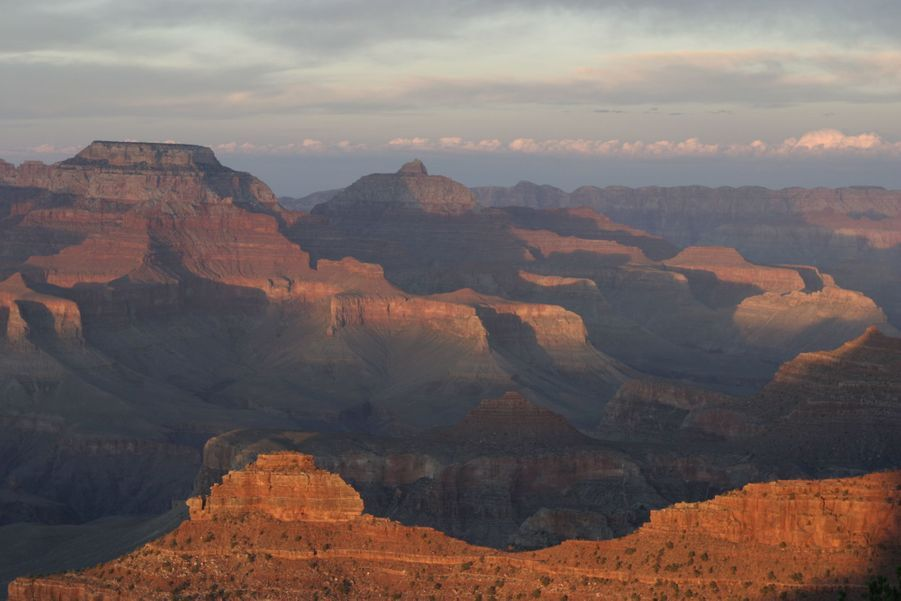 Le Grand Canyon – Nord-Ouest Arizona, Etats-Unis
