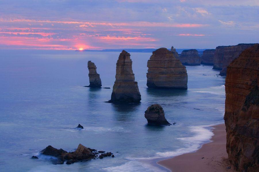 Les Twelve Apostles – Australie
