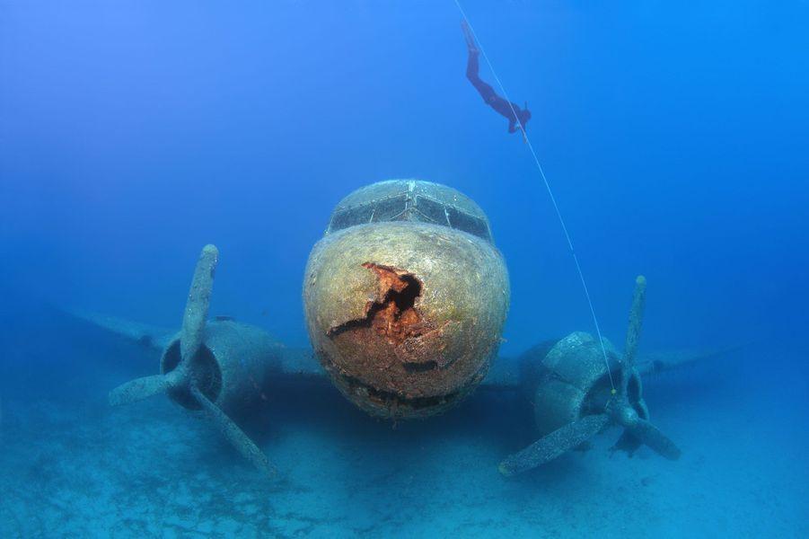 Plongez avec les chasseurs d'épaves