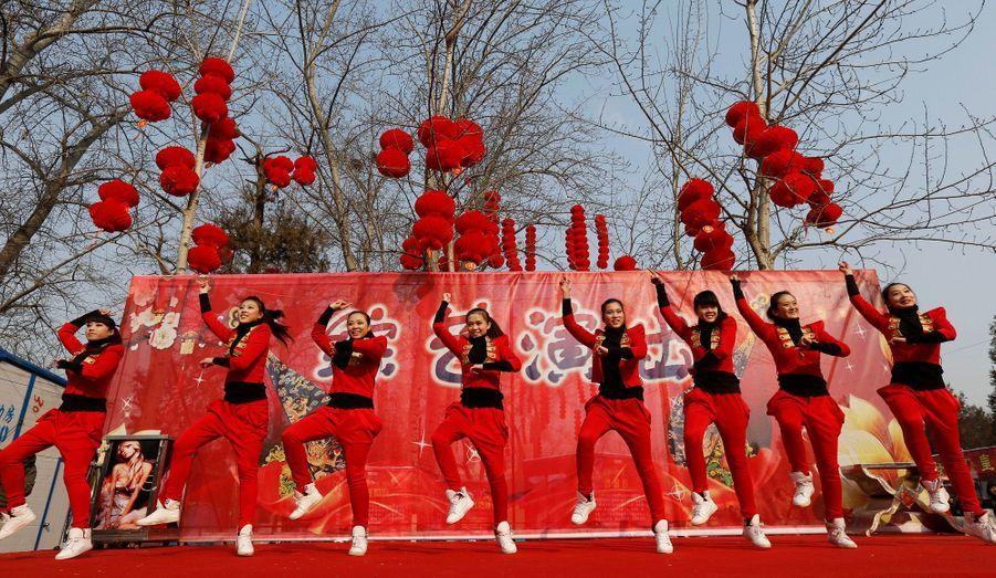 Le Gangnam Style interprété à Pékin