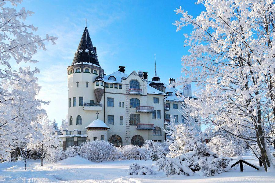 L'hôtel Rantasipi Imatran Valtionhotelli-Imatra, Finlande