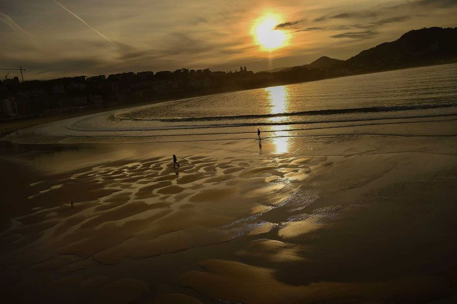 1. La Concha Beach (Saint-Sébastien)