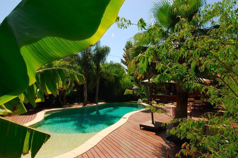 Cannes Villa St Barth.