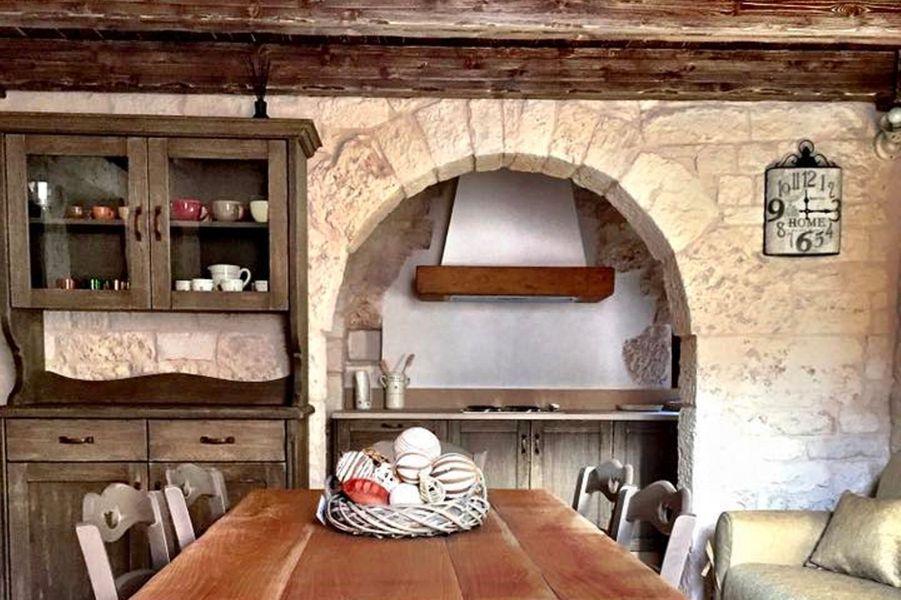 Où séjourner :Trulli e Puglia Resort.