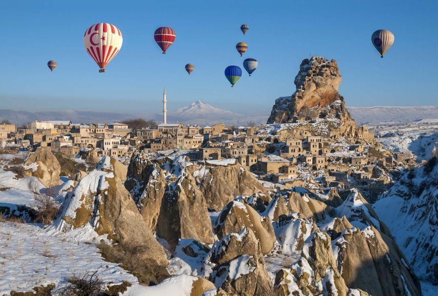 Capadoccia, Turquie