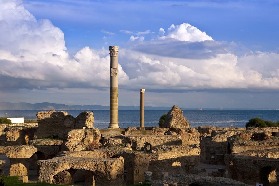 Carthage, Tunisie