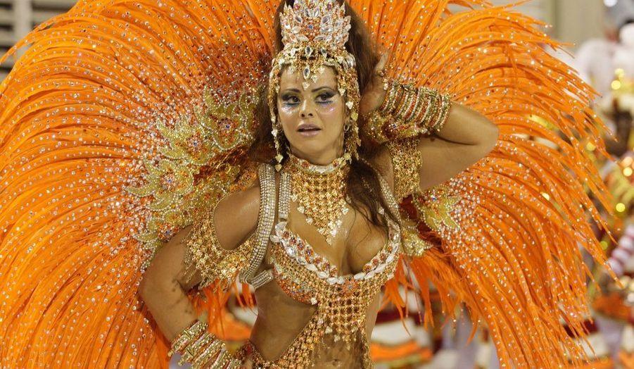 Des costumes aussi sublimes que les danseuses