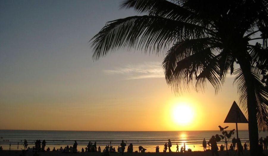 Kuta Beach (Bali-Indonésie)