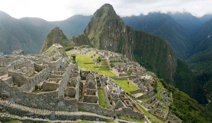 Le Machu Picchu a été désigné comme l'une des sept nouvelles merveilles du monde le 7 juillet 2007.