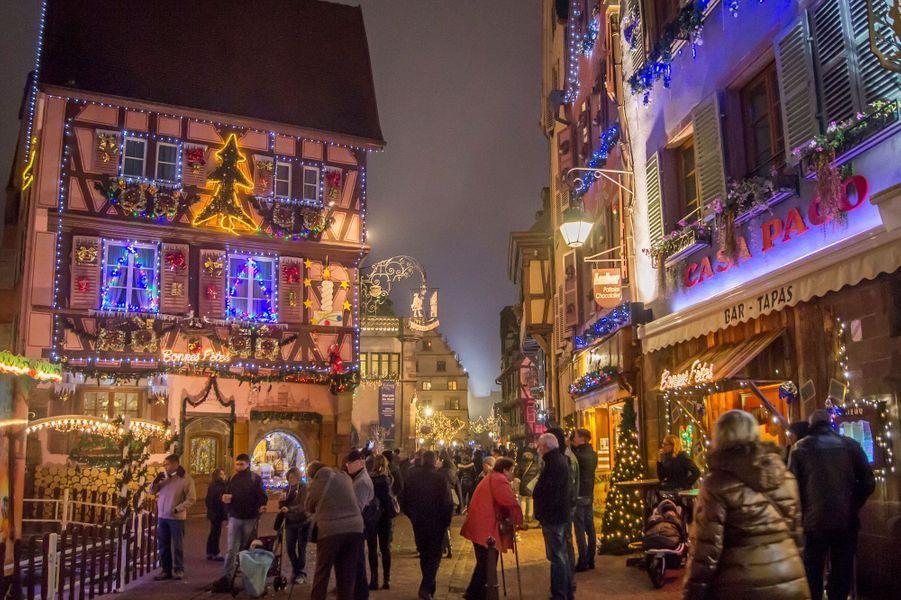 Marché de Noël de Colmar, numéro 1 de notre classement