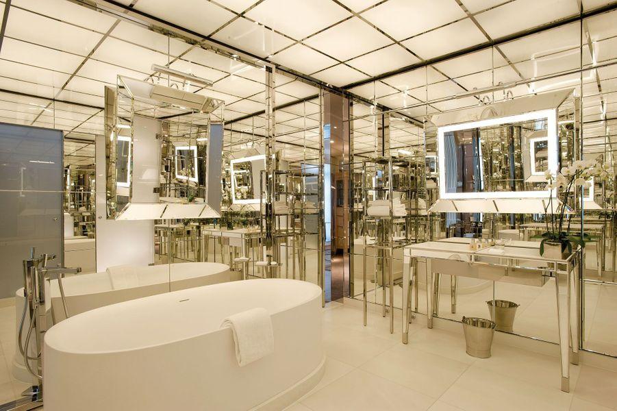 Top Les Plus Belles Salles De Bains Dhôtels De Luxe - Salle de bain de luxe