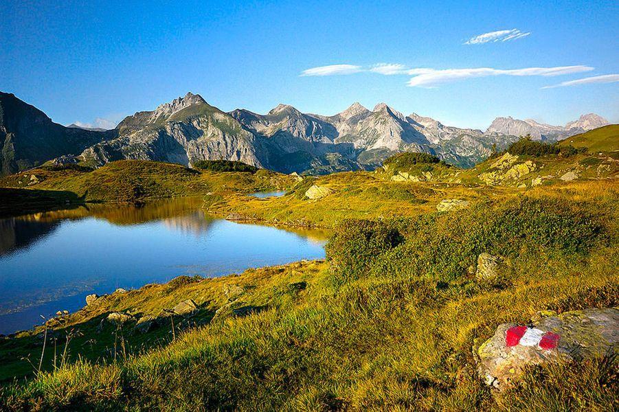 Obertauern, Autriche.