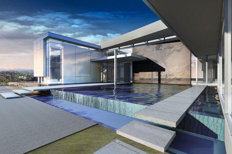 Une maison à 500 millions de dollars