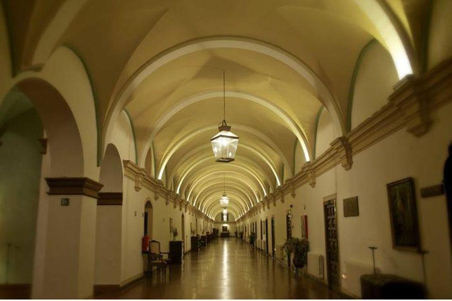 Un séjour dans un monastère en Espagne