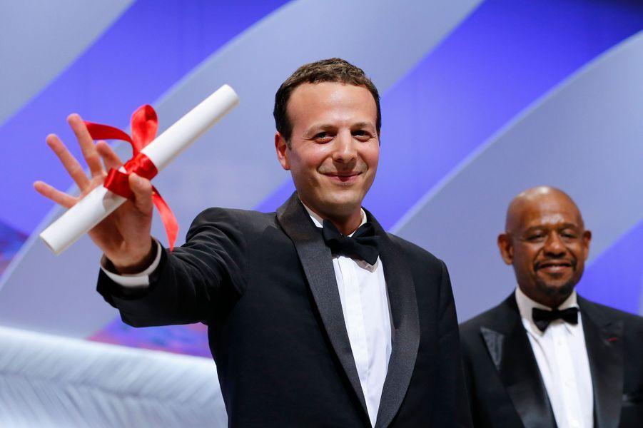 """Amat Escalante, prix de la mise en scène pour """"Heli"""""""