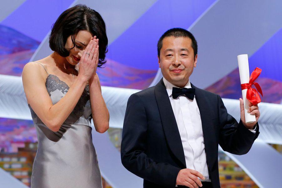 """Jia Zhang-ke, prix du scénario pour """"A Touch of Sin"""""""