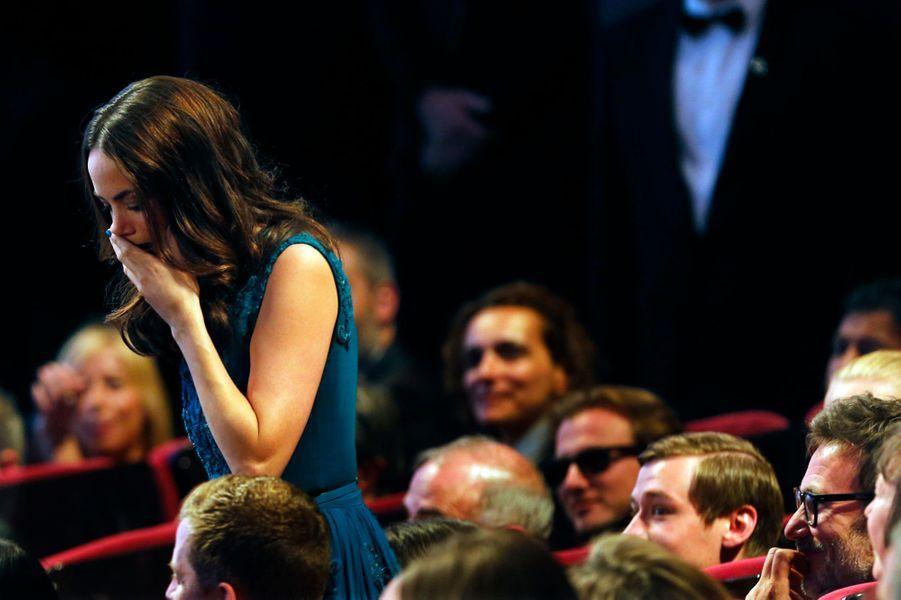 """Prix d'interprétation féminine pour """"Le Passé"""""""