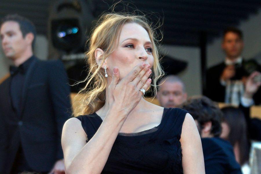 """L'actrice de """"Kill Bill"""" remettra la Palme d'or."""