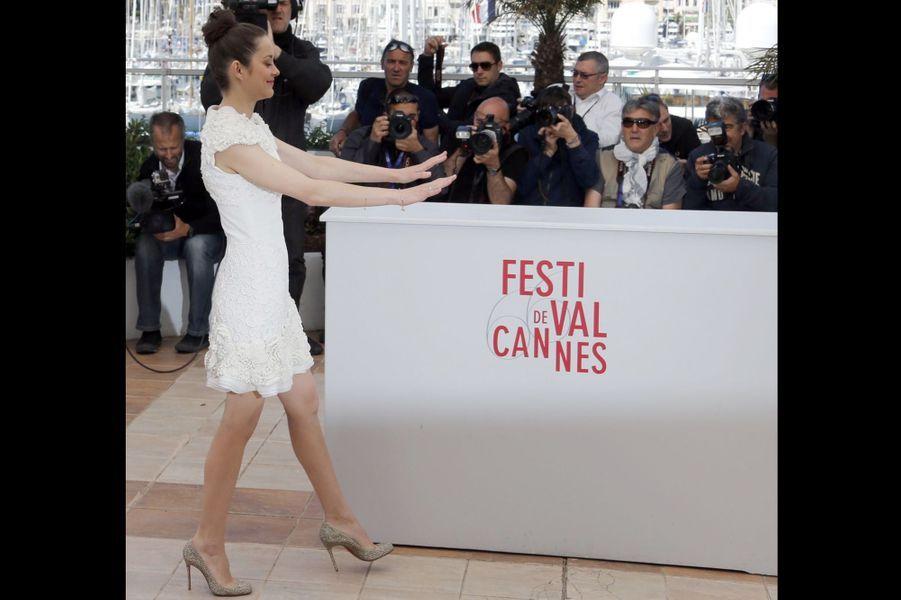 Marion Cotillard entre en compétition