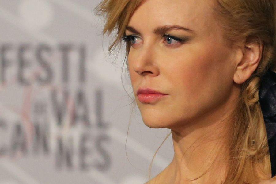 Nicole Kidman lors de la conférence de presse